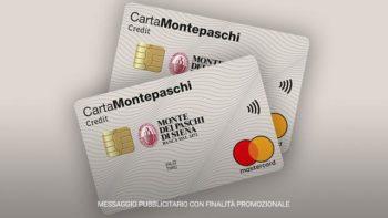 Carta Montepaschi Debit Mastercard