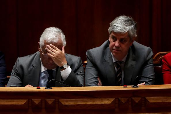 Mario Centeno ha deciso di lasciare la carica di presidente dell'Eurogruppo e di ministro delle Finanze del Portogallo