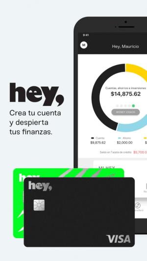 App Hey Banco