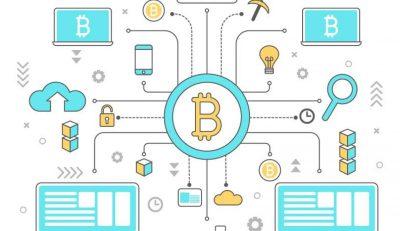 Imagen sobre Blockchain