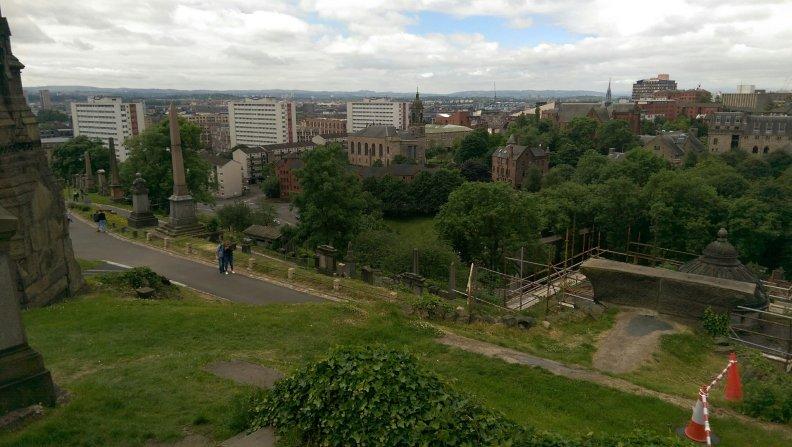 Glasgow 3 Foto