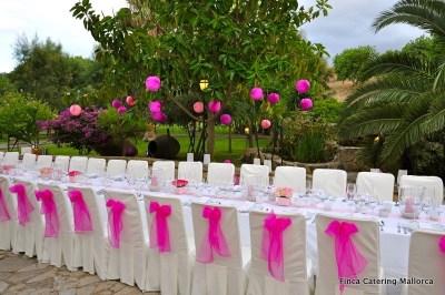 Finca Catering Mallorca Hochzeiten Events 65 - Galerie