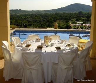 Finca Catering Mallorca Hochzeiten Events - Galerie