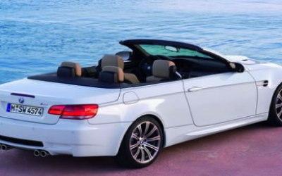 BMW CABRIO BLANCO PARA BODAS