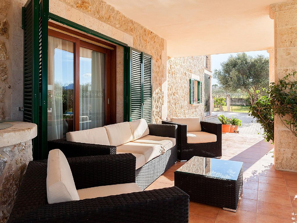 Finca Alcudia Chill out