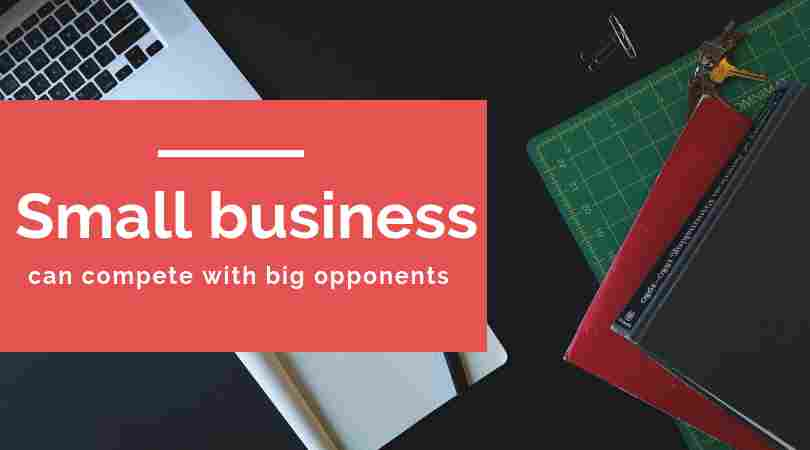 7 Ways Small Business Can Compete with Business Giants on Talent