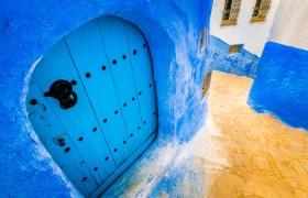 POW: Blue Door in Chefchaouen