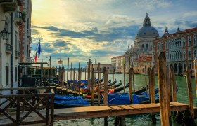 POW: A Morning in Venice