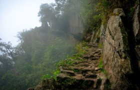 POW: Misty Steps at Machu Picchu