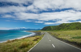 New Zealand: End of the North Island