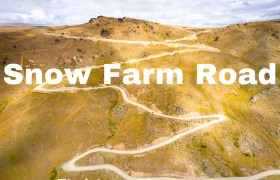 Video: Snow Farm Road