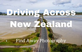 Video: Driving Across New Zealand