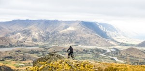 POW: Coronet Peak Mountain Biking