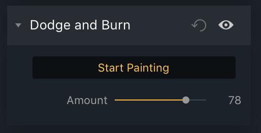 Aurora HDR 2018 New Dodge and Burn