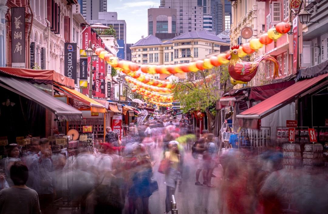 POW: Wandering Through China Town