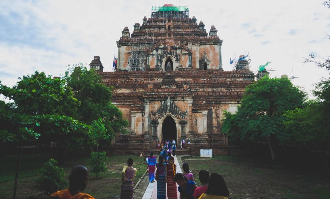 Sulamani temple entrance