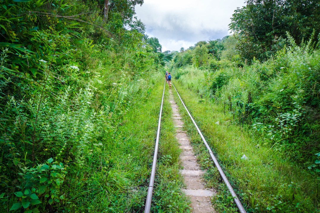 Three Day Walk from Kalaw to Inle Lake