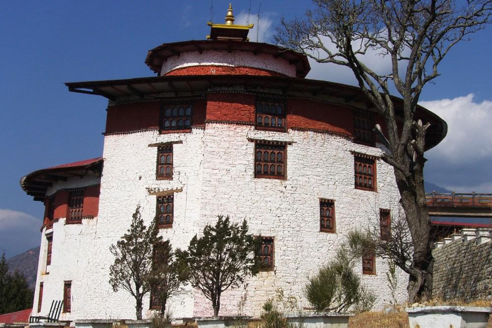 Ta Dzong Paro