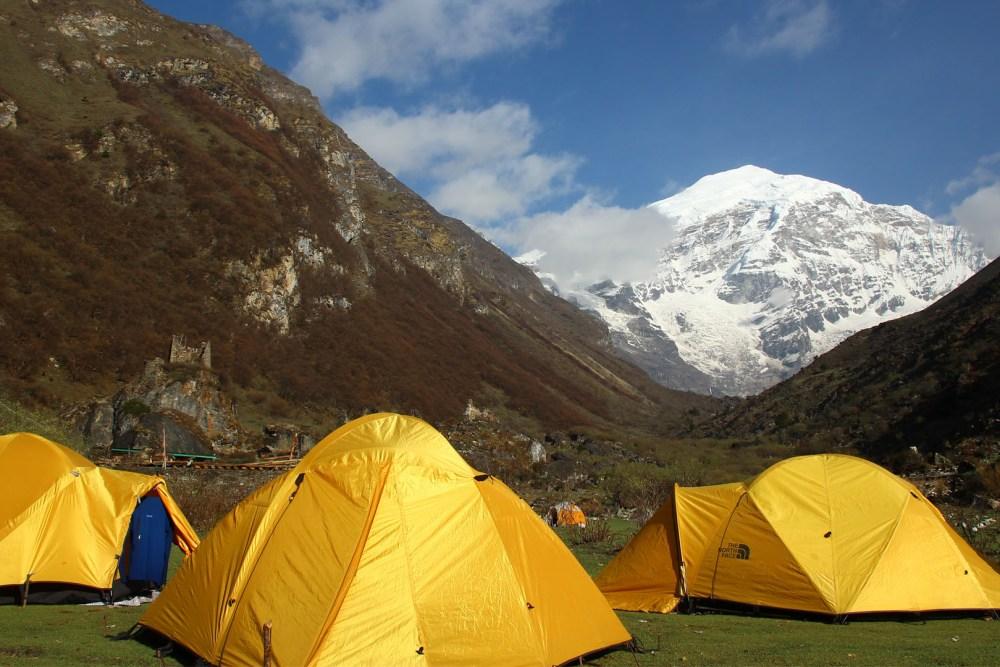 Camping Base
