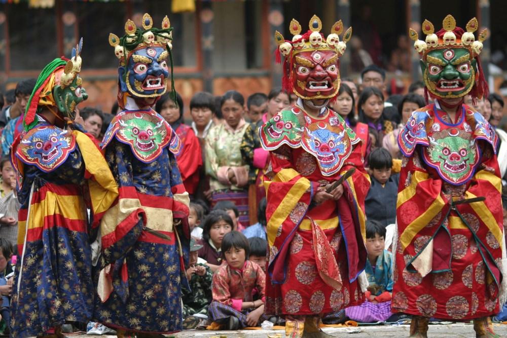 Bhutanese Chaam