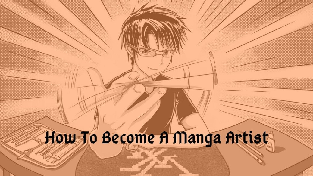 How to become a Manga Artist [Japanese Art] | Complete