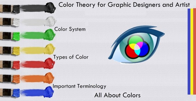 Color Theory for Graphic Designers and Artist