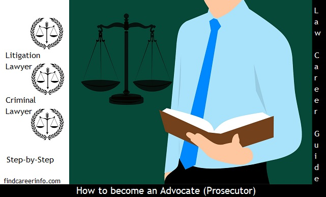 How to become an Advocate