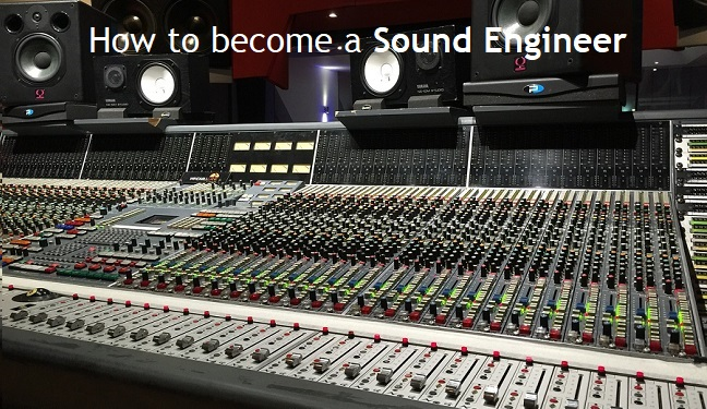 Career in Sound Engineering