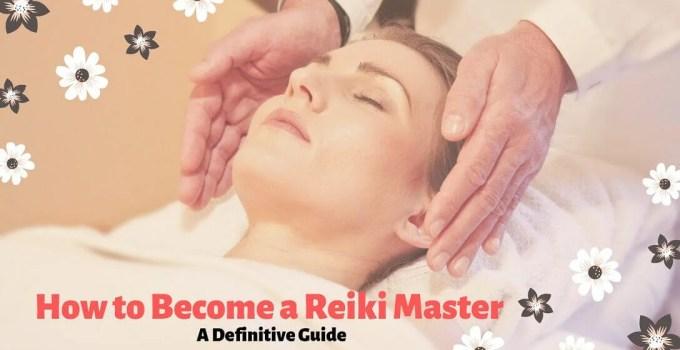 How to become a reiki master teacher