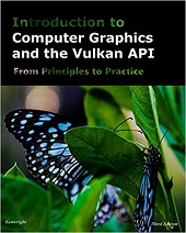 best books to learn Computer Graphics and the Vulkan API