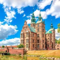 Christian IV og Rosenborg med Hamlet Tours