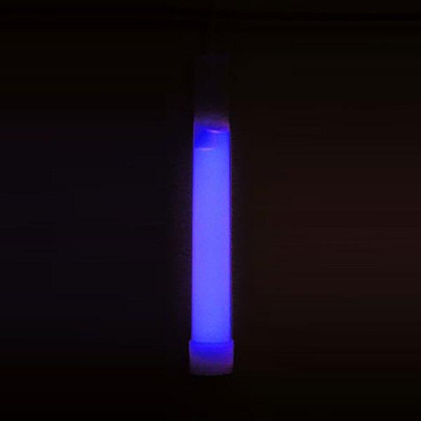 Relags Knæklys 15cm, BLUE