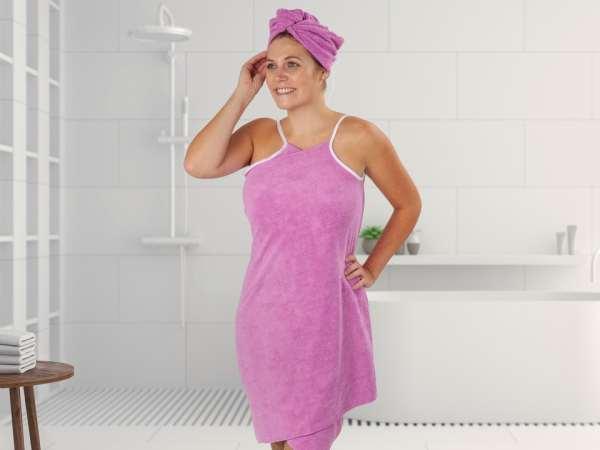 Towel Dress 2.0 - Grå Medium