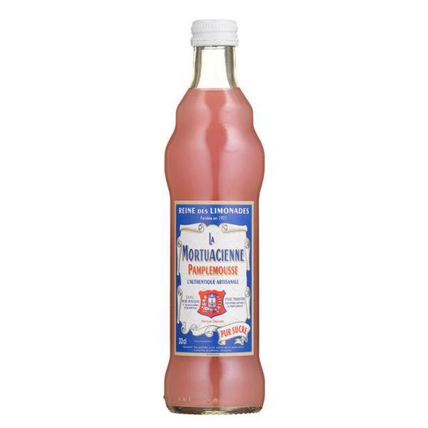 Fransk lemonade m. grapefrugt, 33 cl