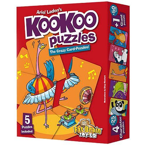 Kookoo - Puzzle Dancing Nordic (COM8218)