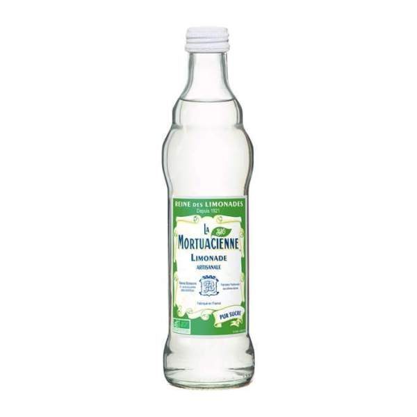 Økologisk fransk lemonade, 33 cl