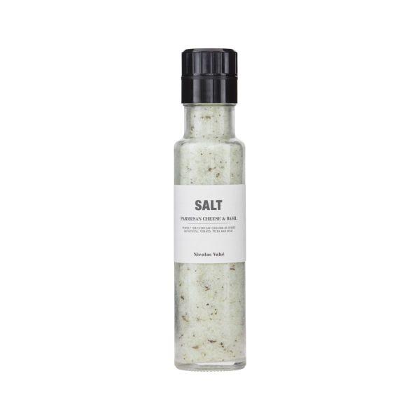 Salt med parmesan ost og basilikum - Nicolas Vahé