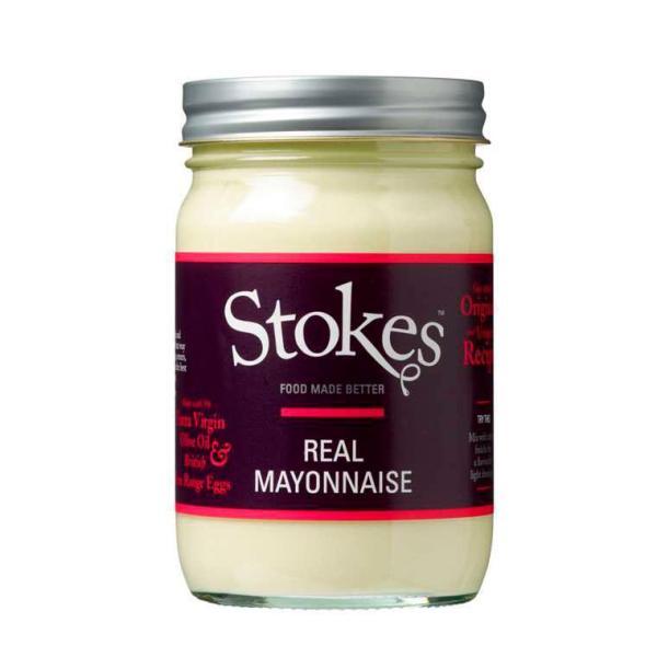 Ægte Mayonnaise - Stokes