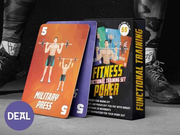 Fitness Poker - Fitness