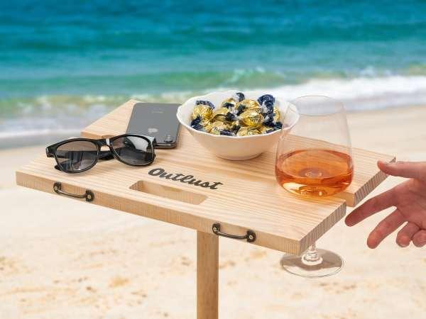 Outlust Picknickbord til Stranden