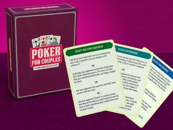 Poker for Couples Sexspil