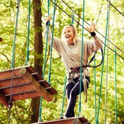 Prøv klatring i Gorilla Park