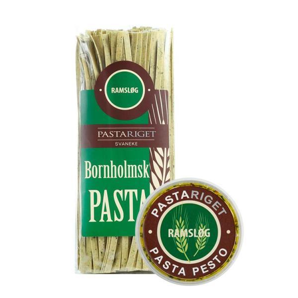 Ramsløg Pasta & Pesto, Pastariget Bornholm