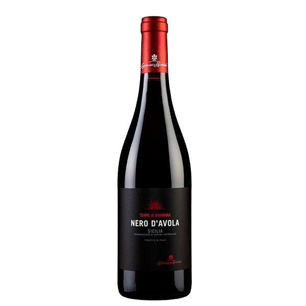 Rødvin, Caruso & Minini - Nero d'Avola (Italien (Sicilien))
