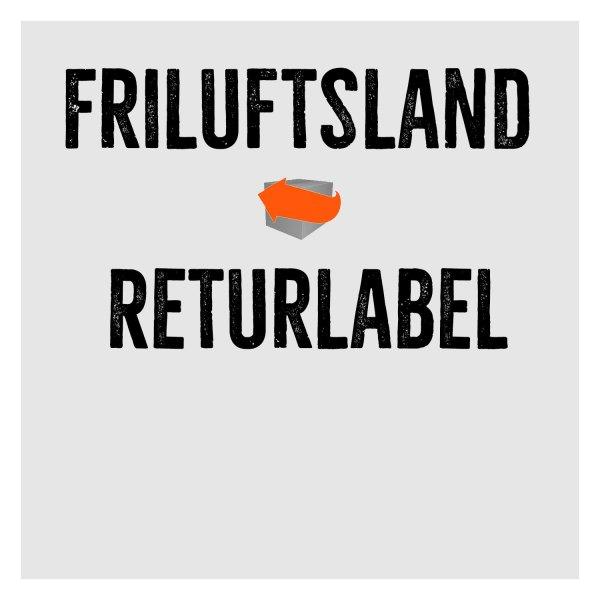 Fragt Returlabel