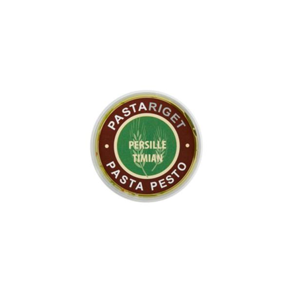 Persille Timian Pesto, Pastariget Bornholm