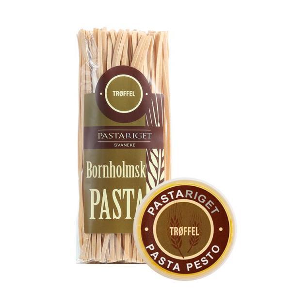 Trøffel Pasta og Pesto, Pastariget Bornholm