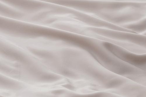 Bambus faconlagen 140x200 beige/rosa