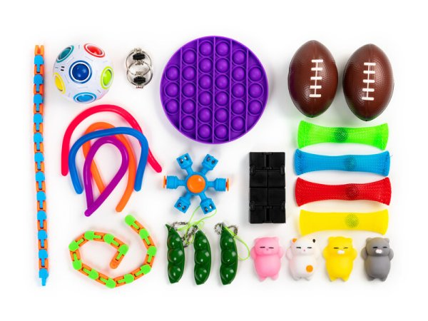 Fidget Toys 24-pak