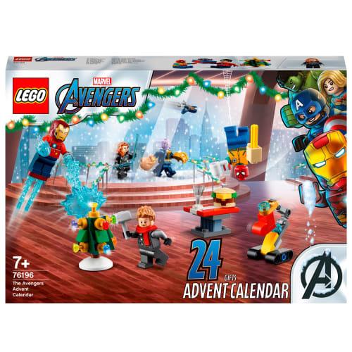 LEGO Super Heroes Marvel Avengers julekalender